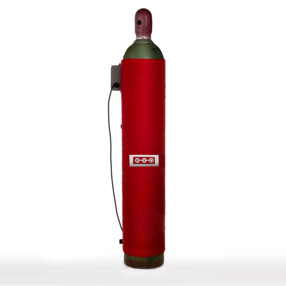 gas tank heater exo2 the heat inside. Black Bedroom Furniture Sets. Home Design Ideas