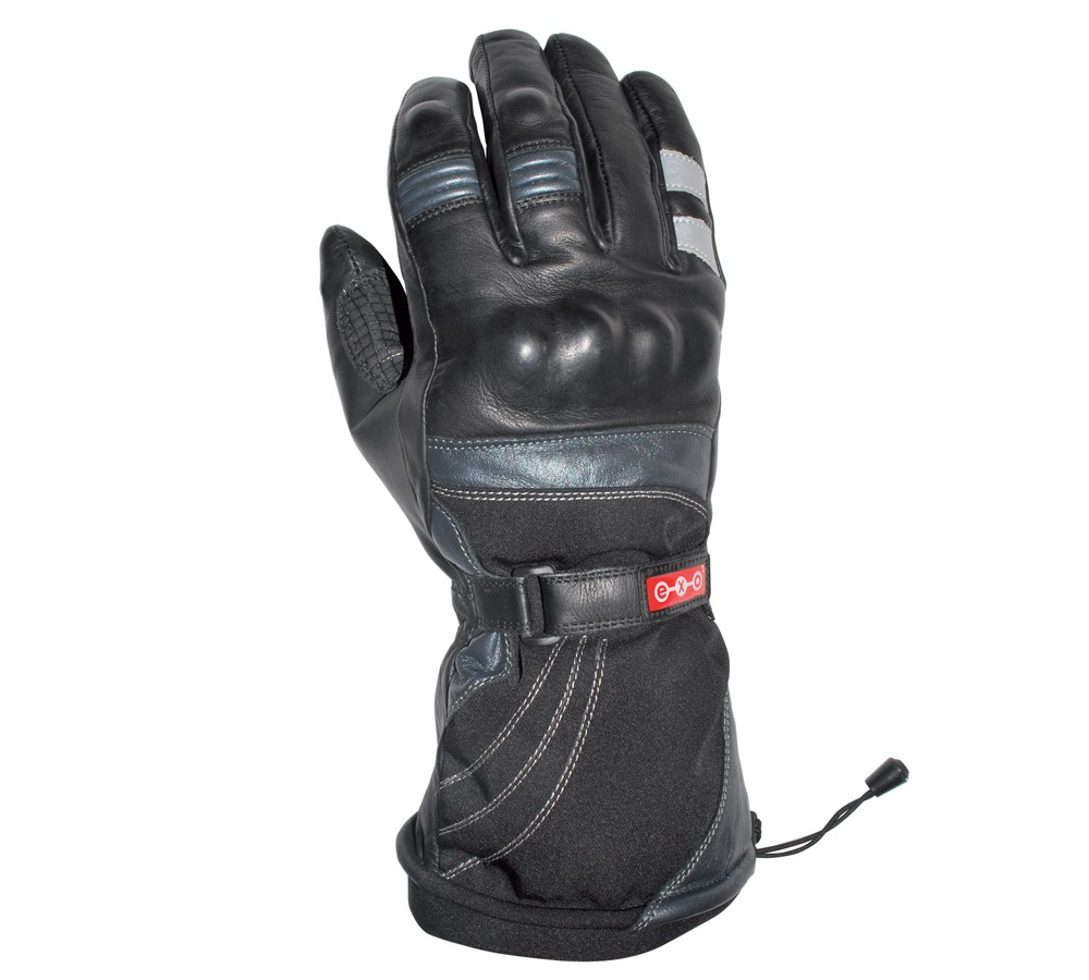 StormGuard Heated Motorcycle Gloves
