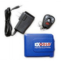 11.1 Volt 2500 mAh 3 Level Rechargeable Lithium-Ion Battery with Remote Control Changer
